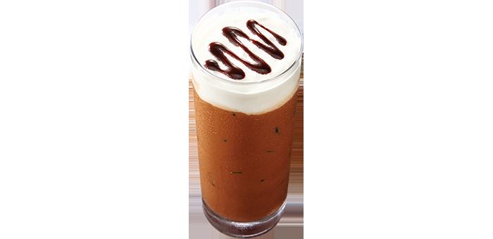 アイスカフェ・モカ