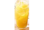 オレンジジュース 100%