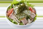 茸の和風サラダ