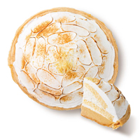 スペイン産地中海レモンのパイ
